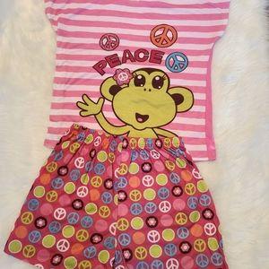 Komar Kids Pajama Set 14/16